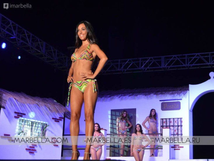 Jennifer Medalle is the new Miss Malaga 2017, August 2017