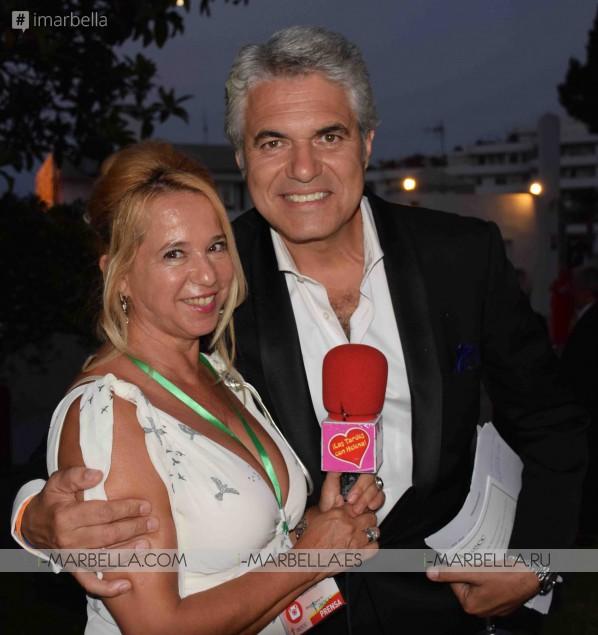 XXXIV Gala Dinner Against Cancer @ Marbella, August 2017