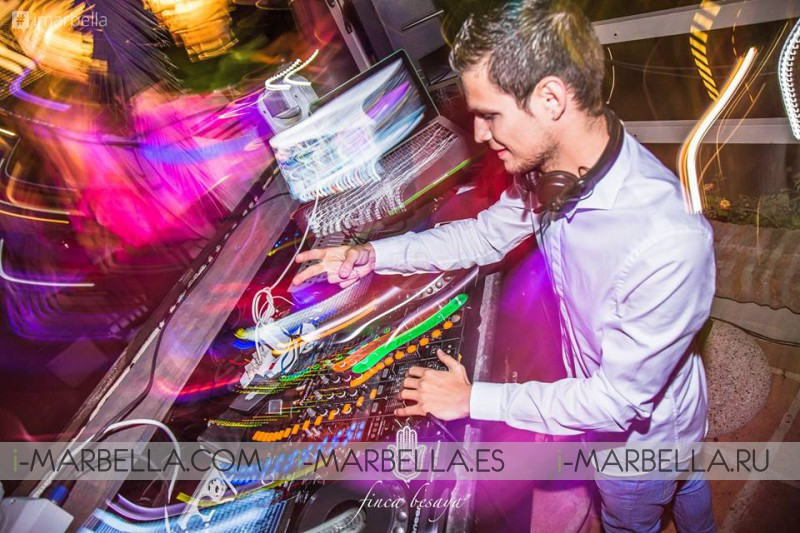 Spirit of Fire @ Finca Besaya, Marbella, August 8, 2017, Gallery
