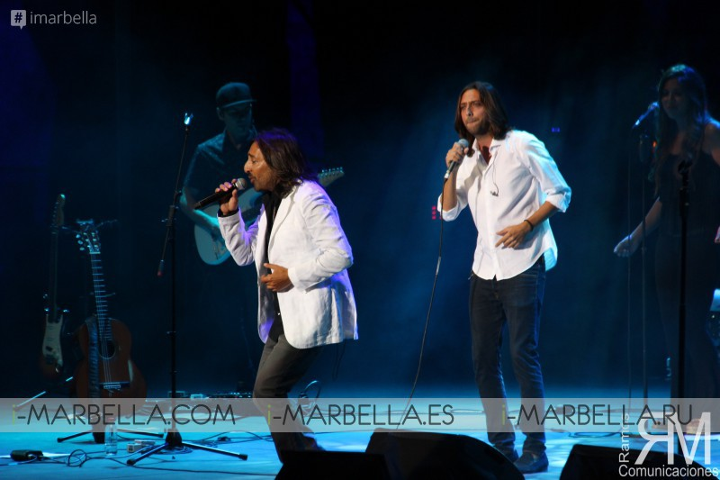 Antonio Carmona y Niña Pastori traen el flamenco a Starlite Marbella - Agosto 2017