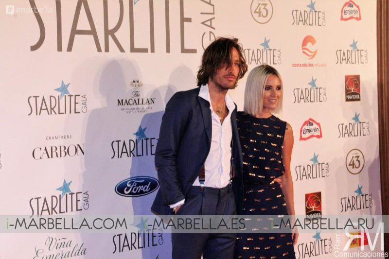 Gala Starlite entrega los Premios Filantrópicos - Agosto 2017