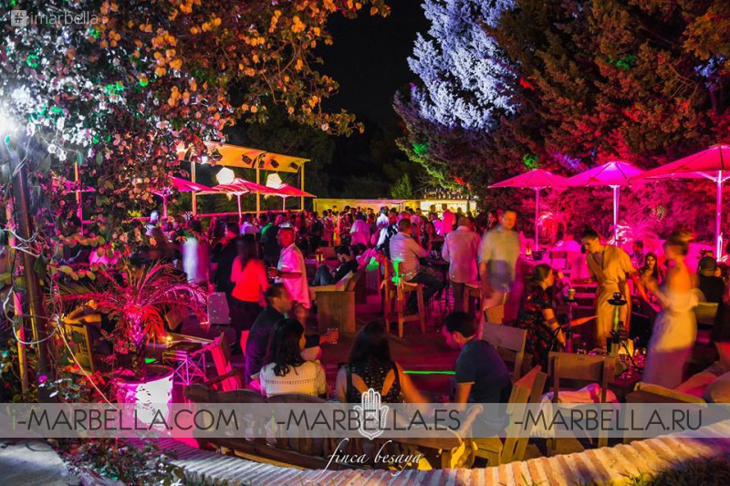 Love Boat Party @ Finca Besaya, Marbella, August 11, 2017, Gallery