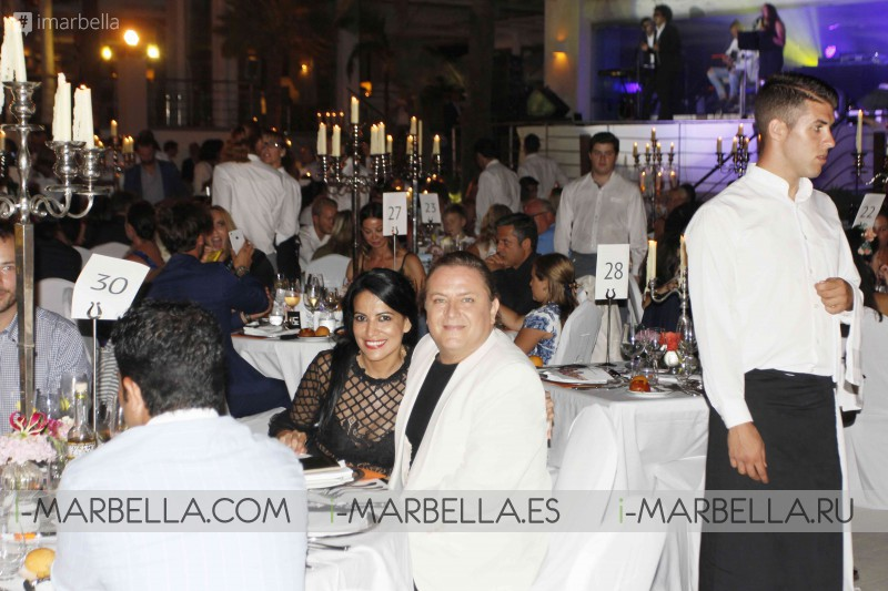 World Vision Gala 2017 @ Puente Romano, Marbella, August 17, Gallery
