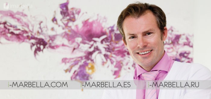 Dr. Kai Kaye from Ocean Clinic Marbella reveals his Beauty Ideals to i-marbella