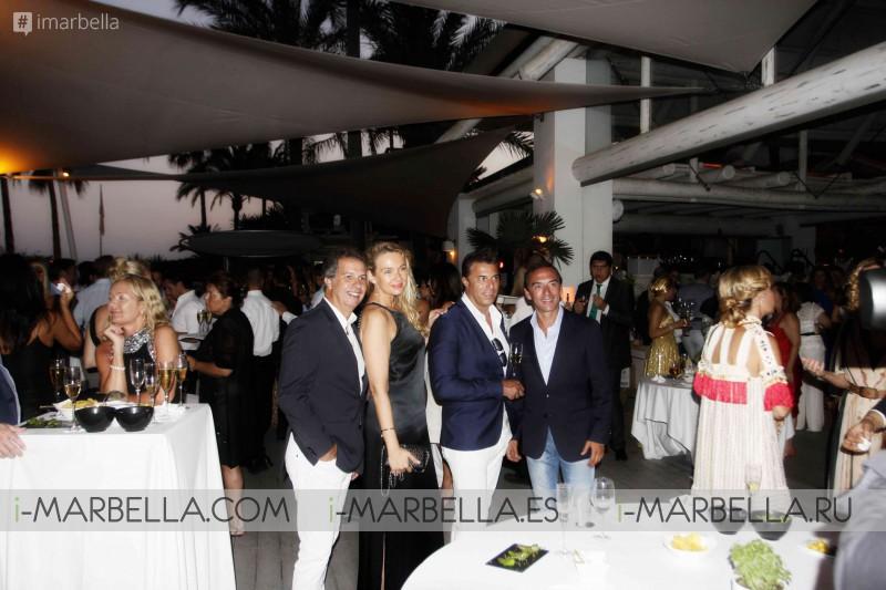 World Vision Gala 2017 en Puente Romano, Marbella, agosto 17, Galería