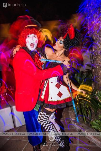 Alice in Wonderland @ Finca Besaya Marbella August 19, 2017 Gallery