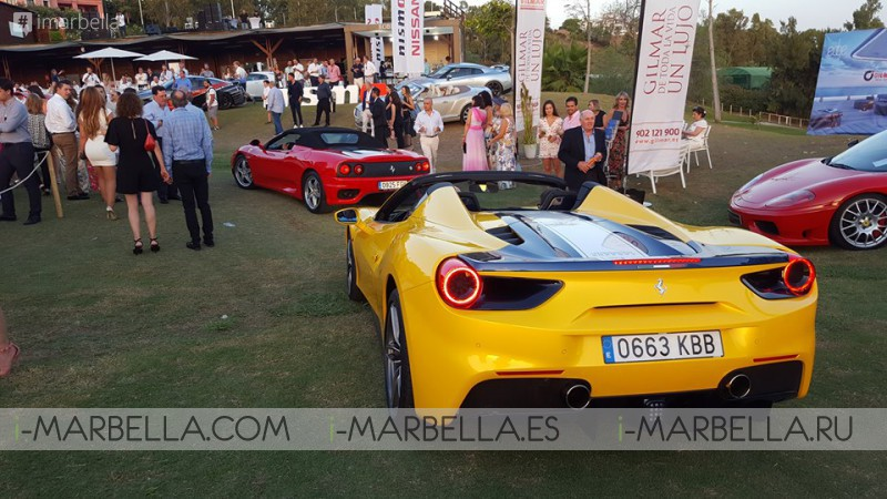 Autobello Marbella 2017 Luxurious, Classic Cars, Watches  Show and Competition