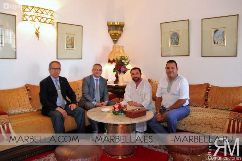 Parada y Félix Ramos reencuentro con la historia de Tánger