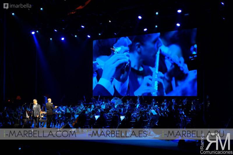Andrea Bocelli despide la VI edición de Starlite Marbella - Agosto 2017