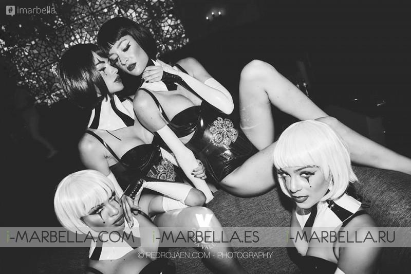 Le Cirque @ Løv Olivia Valere, Marbella, August 24, 2017, Gallery