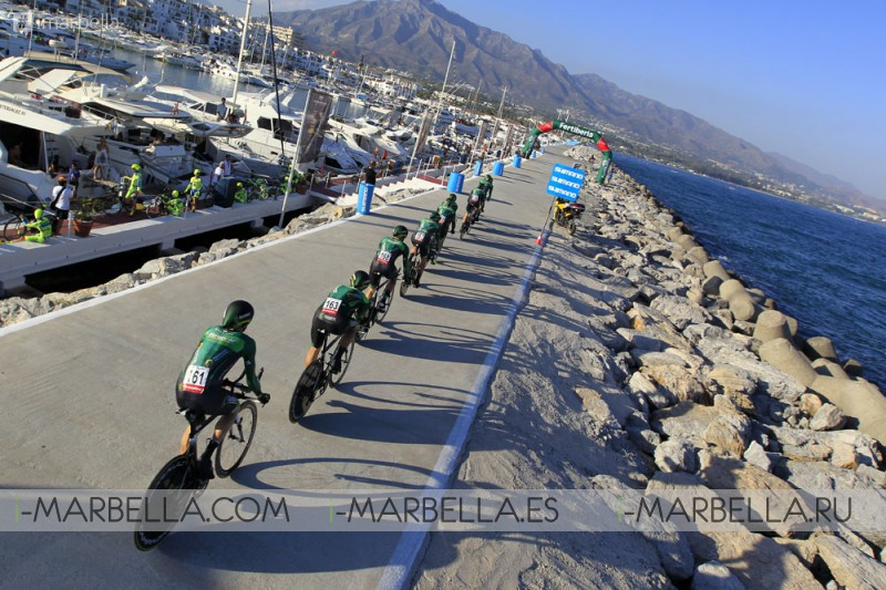 The Tour of Spain will pass through Marbella in 2018