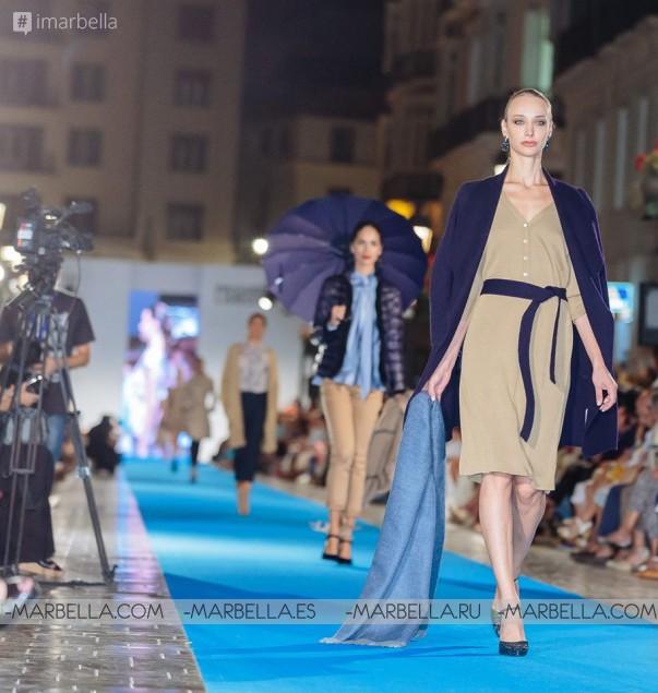 Pasarela Larios Málaga Fashion Week, September 15-16, 2017