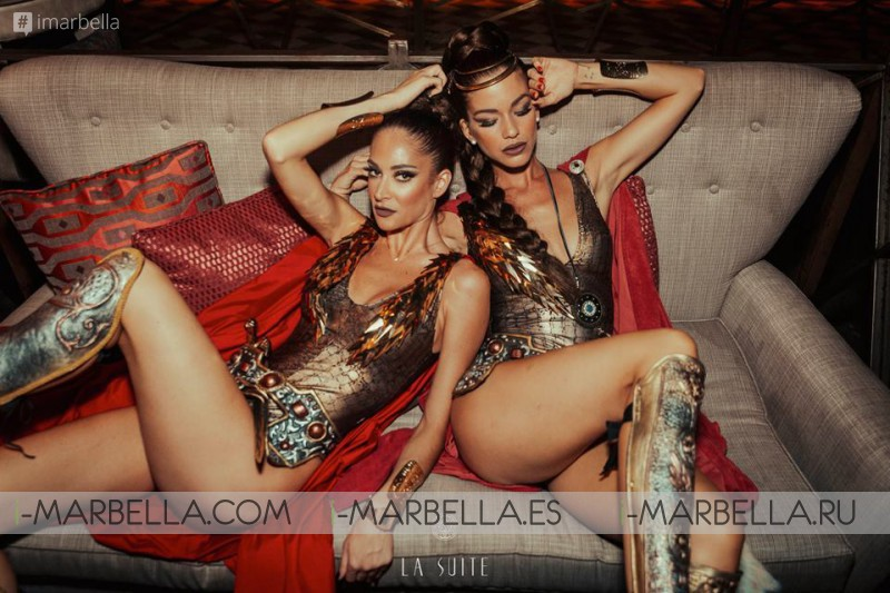 The Great Roman Empire Party @ La Suite August 31, 2017, Marbella Gallery
