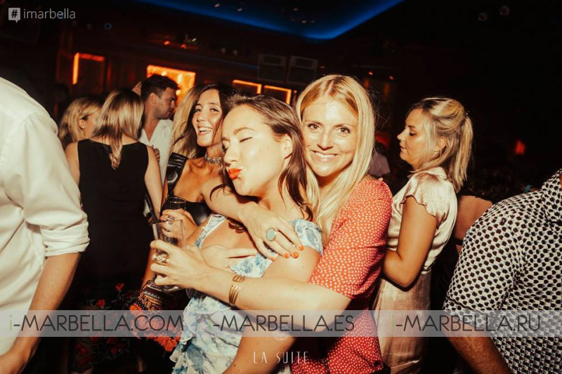 Pure Summer Nights @ La Suite Club Marbella, August 2017, Gallery