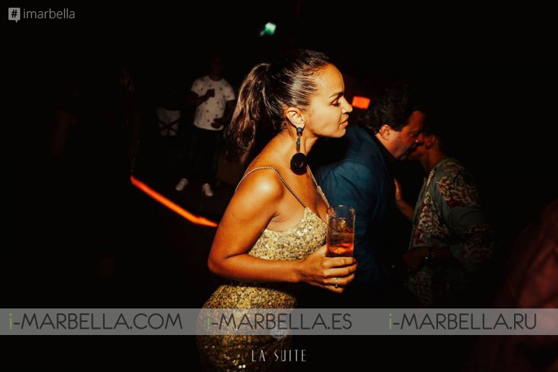 Pure Summer Nights @ La Suite Club Marbella, August 2017, Gallery