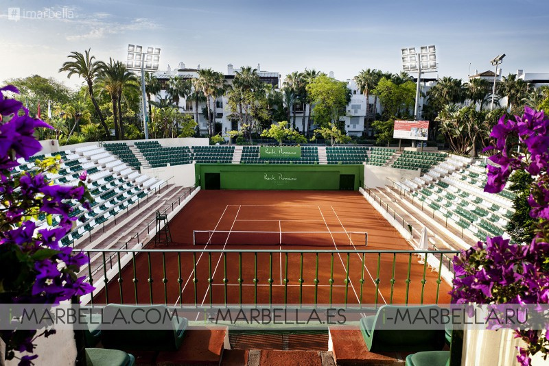 Official Press Release for the Senior Masters Cup @ Puente Romano Tennis Club, September 28-30, 2017