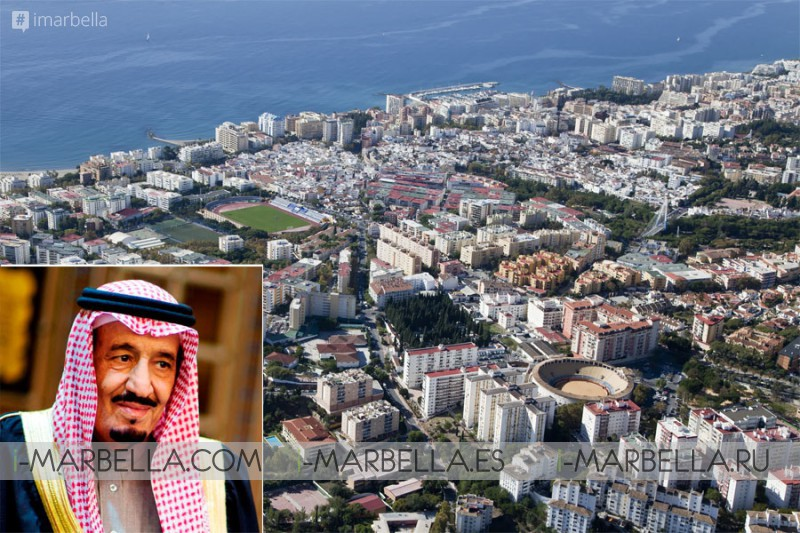 Police hold Saudi royals at gunpoint in Marbella
