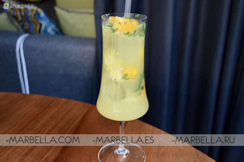 Food Review, Nobu Restaurant, Marbella, 2017