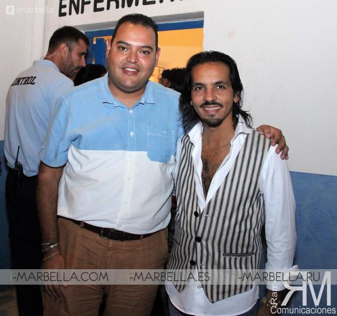 Farruquito triunfa en Marbella con Galas Metropolitanas