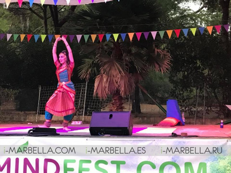 OPENMINDFEST international charity festival Marbella, September 13-17, 2017