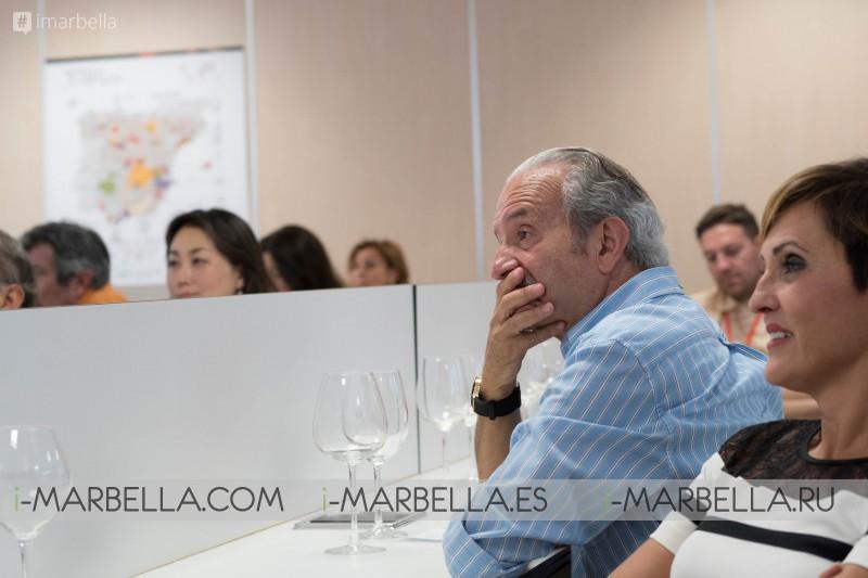 El fondillón de Mgwines group recibe el reconocimiento por parte de la Asociación de Sumilleres de Madrid
