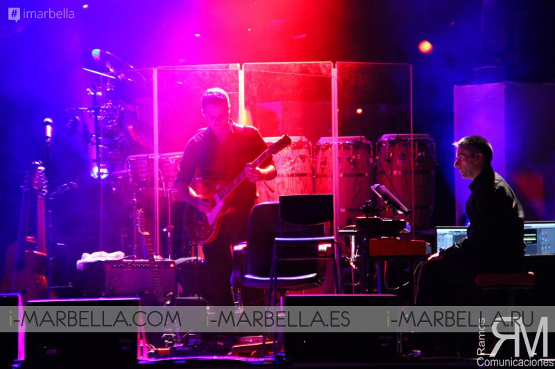 Raphael en la Plaza de Toros de Marbella - Septiembre 2017