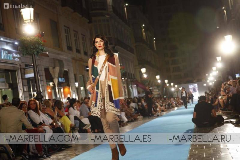 VII Pasarela Larios Málaga Fashion Week 2017, September 15-16, 2017, Corte Inglés Gallery