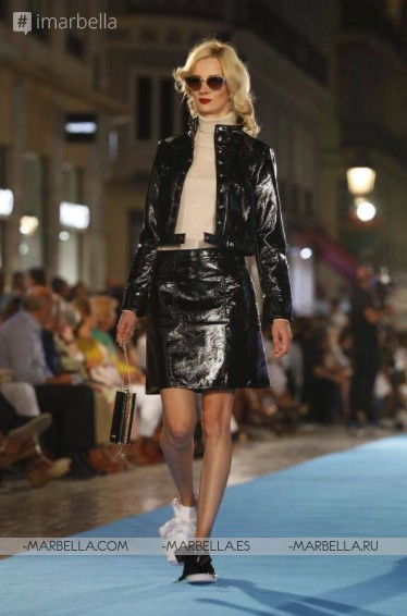VII Pasarela Larios Málaga Fashion Week 2017, September 15-16, 2017, Corte Inglés Gallery