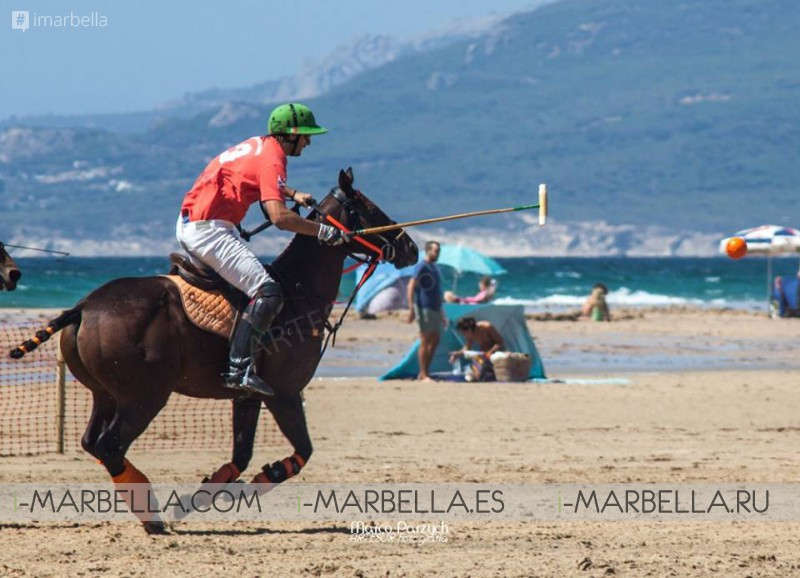 Tarifa International Beach Polo - September 16-17 2017 @ Playa de los Lances