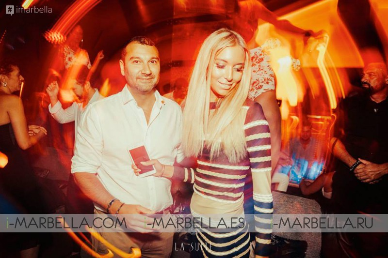 Pure Suite Nights @ La Suite Club Marbella, September 2017, Gallery
