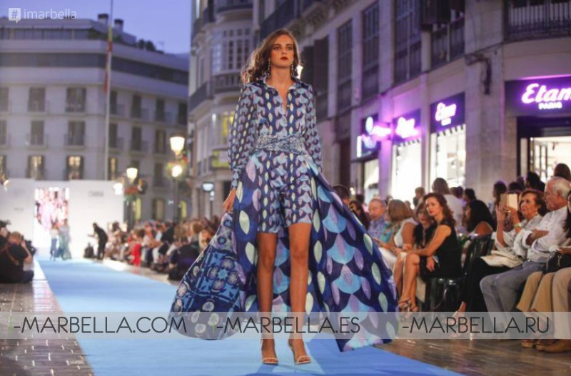 VII Pasarela Larios Málaga Fashion Week 2017, September 15-16, 2017, Carmiña Romero Gallery