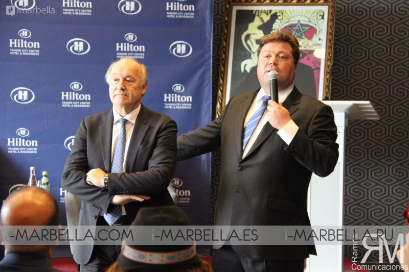 Gran inauguración del Hotel Hilton 5* en Tánger - Septiembre 2017