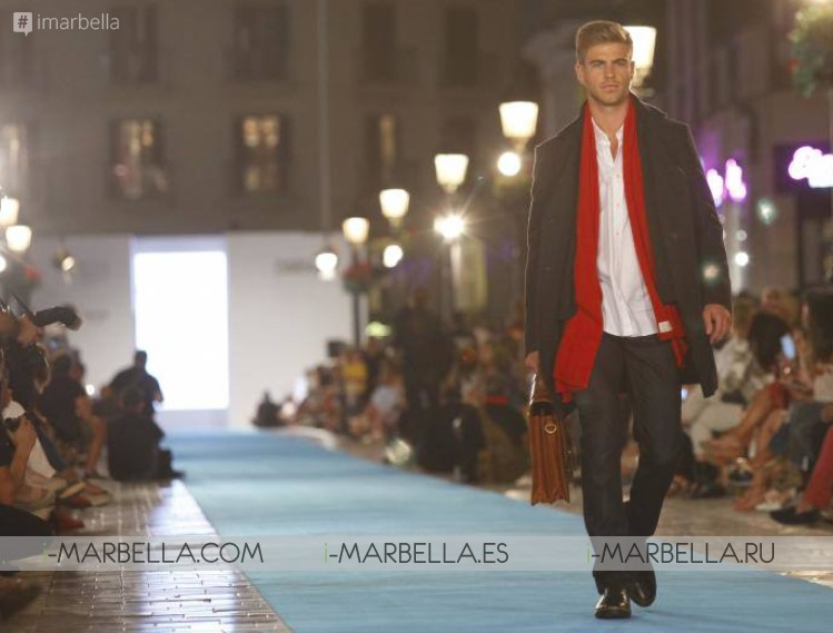 VII Pasarela Larios Málaga Fashion Week, September 15-16, 2017, Dunnes Stores Gallery