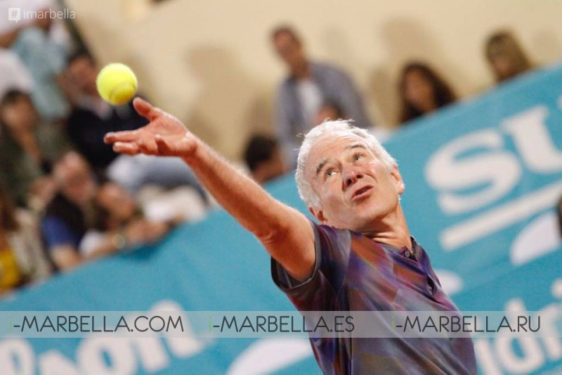 Recuento de la electrizante Senior Masters Cup 2017 @ Puente Romano Beach Resort & Spa, Marbella