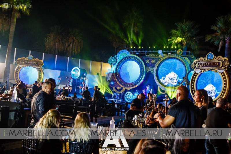 Black and Gold Closing Party @ Ocean Club Marbella 2017 Gallery Vol.2