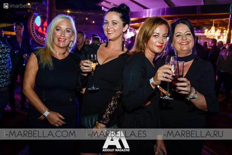 Black and Gold Closing Party @ Ocean Club Marbella 2017 Gallery Vol.2