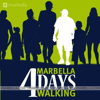 Come with us and enjoy 4 Days Walking @ Marbella - October 2017