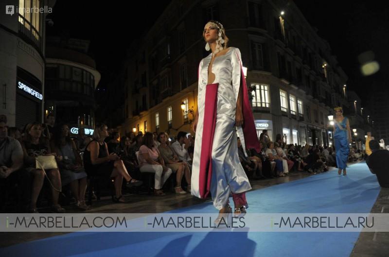 VII Pasarela Larios Málaga Fashion Week, 2017, Carla Ruiz, Juan Segovia and Vertize Gala Gallery