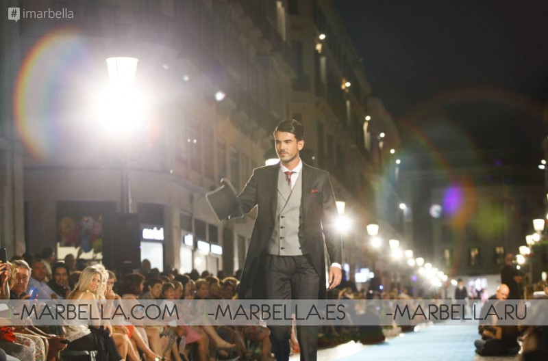 VII Pasarela Larios Málaga Fashion Week, 2017, Lucas Balboa and Protocolo Gallery