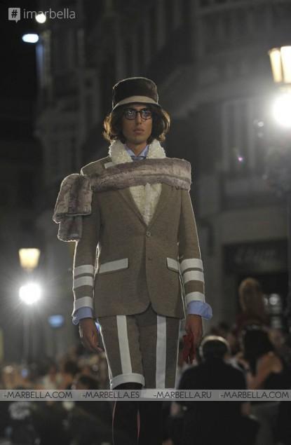 VII Pasarela Larios Málaga Fashion Week, 2017, Lucas Balboa and Protocolo Gallery