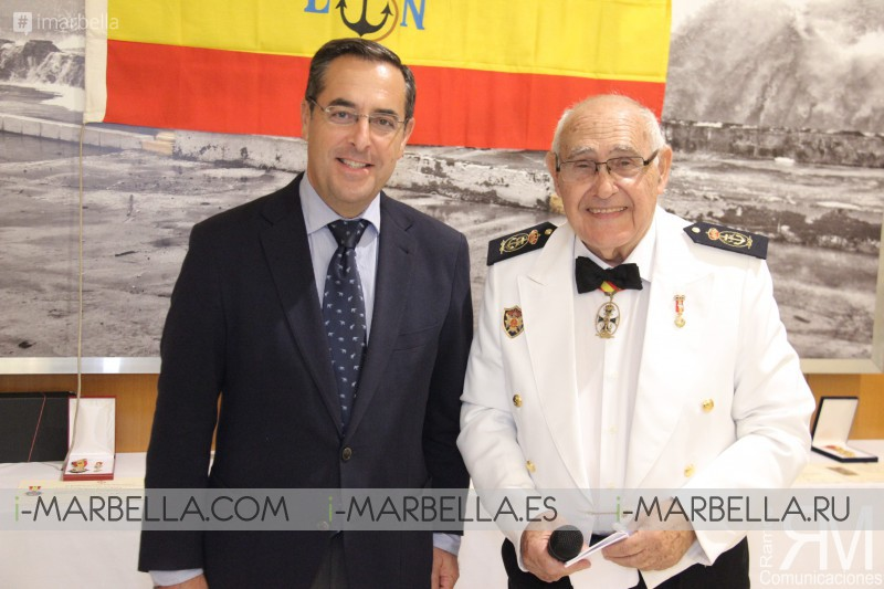 Cena Anual de la Real Liga Naval Española Delegación de Málaga