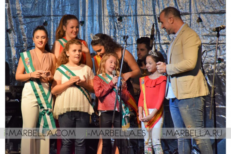 Surprises and Music in the Feria de Ojén @ Andalucía, Spain – October 2017 Gallery