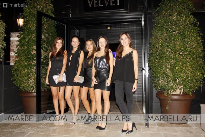 Velvet Marbella Inauguration @ Marbella – November 2017  Gallery