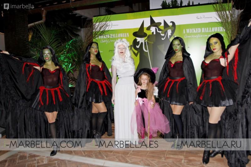 Cena y Fiesta de Caridad de Wicked @ Marbella – October 2017 Gallery TR