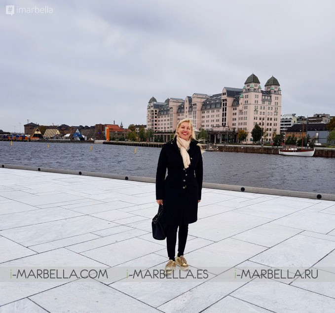 Annika Urm Blog: One-day trip to Oslo, Norway Autumn 2017