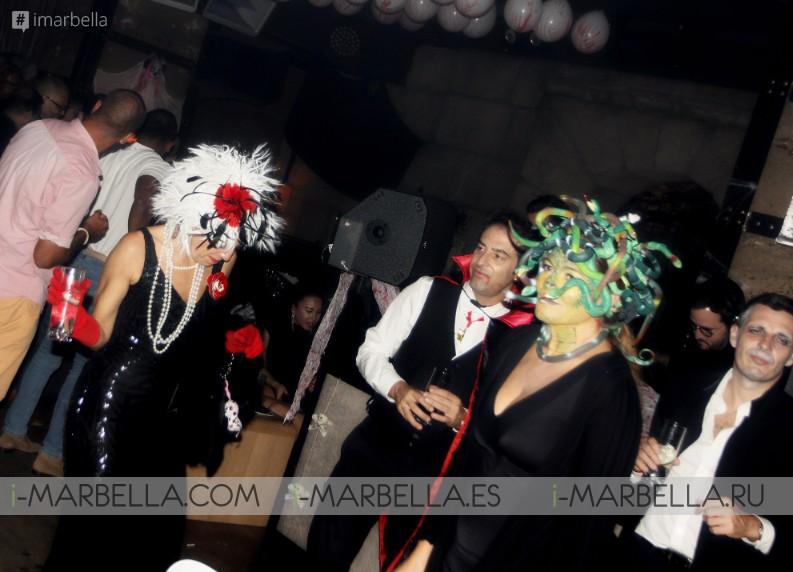 Halloween Night @ La Suite Club Marbella 2017 Gallery
