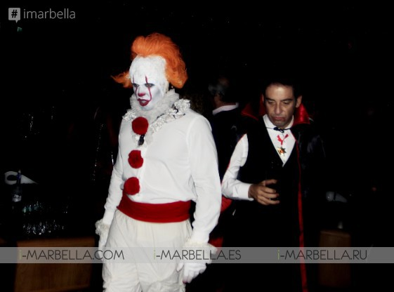Halloween Night @ La Suite Club Marbella 2017 Gallery