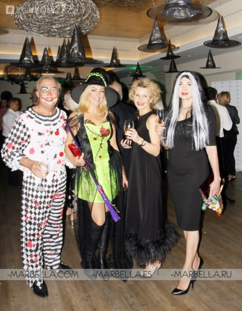 A Wicked Charity Dinner Party @ Puente Romano Marbella – October 2017 Gallery Vol 2