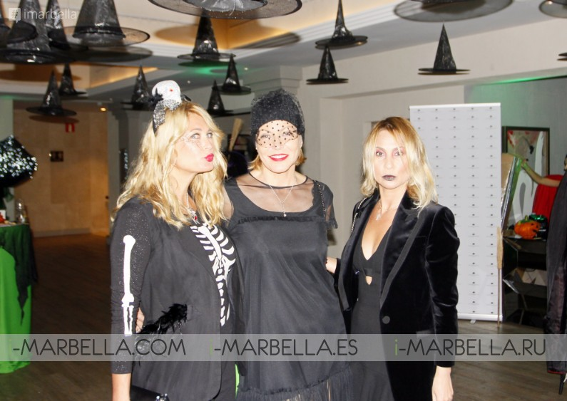 A Wicked Charity Dinner Party @ Puente Romano Marbella – October 2017 Gallery Vol 2