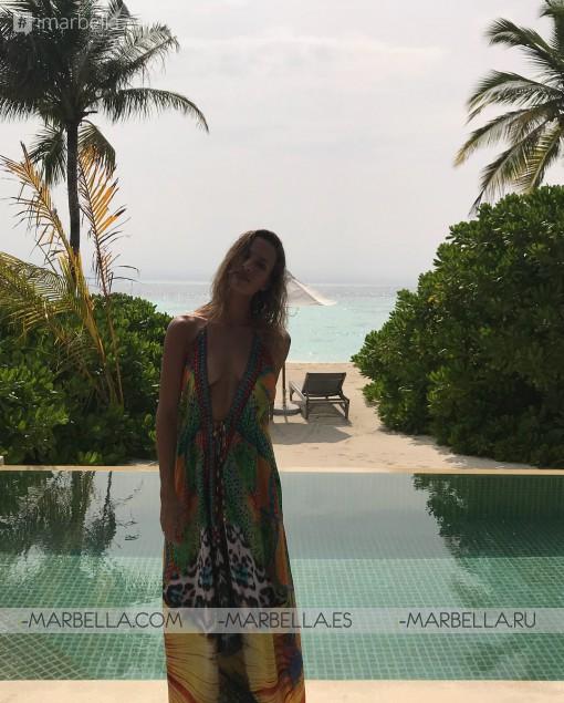 Bally Singh and Ana Santos engagement @ Maldivas - November 2017